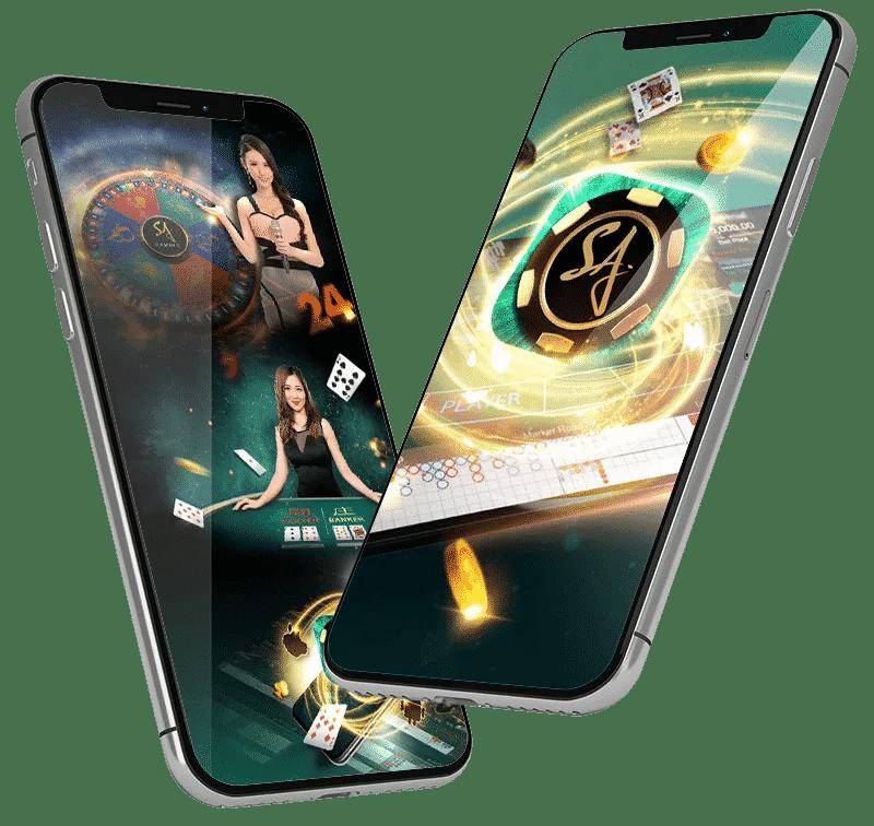 SA Gaming คาสิโนออนไลน์ สมัครพร้อมรับโบนัส ฟรี 50% - UFABET