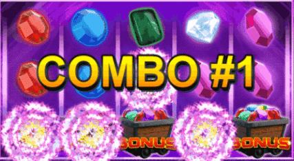 COMBO  Octagon Gem 2